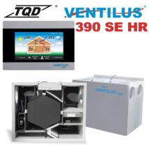 Ventilus 390 SE HR entalpiás szellőztető gép