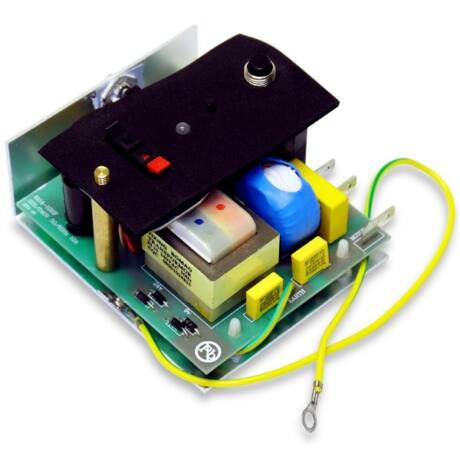 TQD vezérlő elektronikai panel központi porszívó