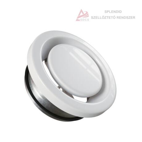 Elszívó légszelep Ø125 mm