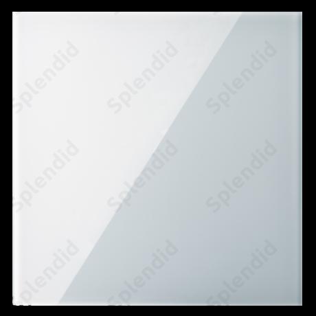 GLAS üveg ventilátor előlap