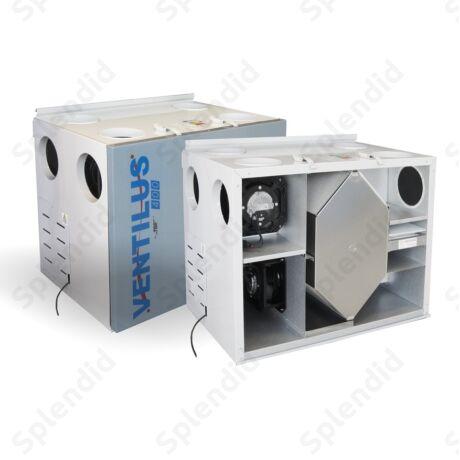 Ventilus 400 hővisszanyerős szellőztető gép